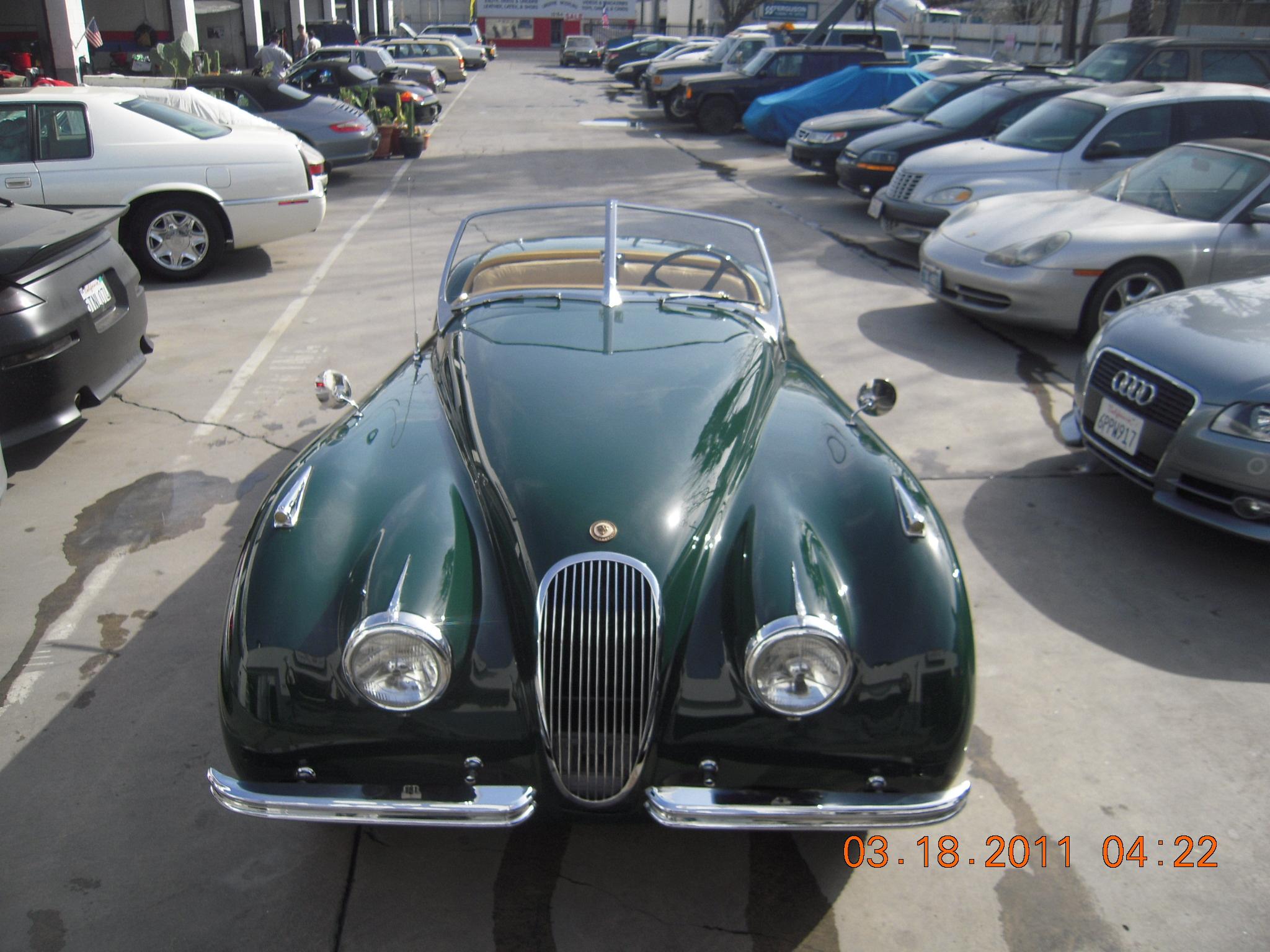 Classic Car Restoration Shop | WEST COAST BODY AND PAINT | Auto Body ...