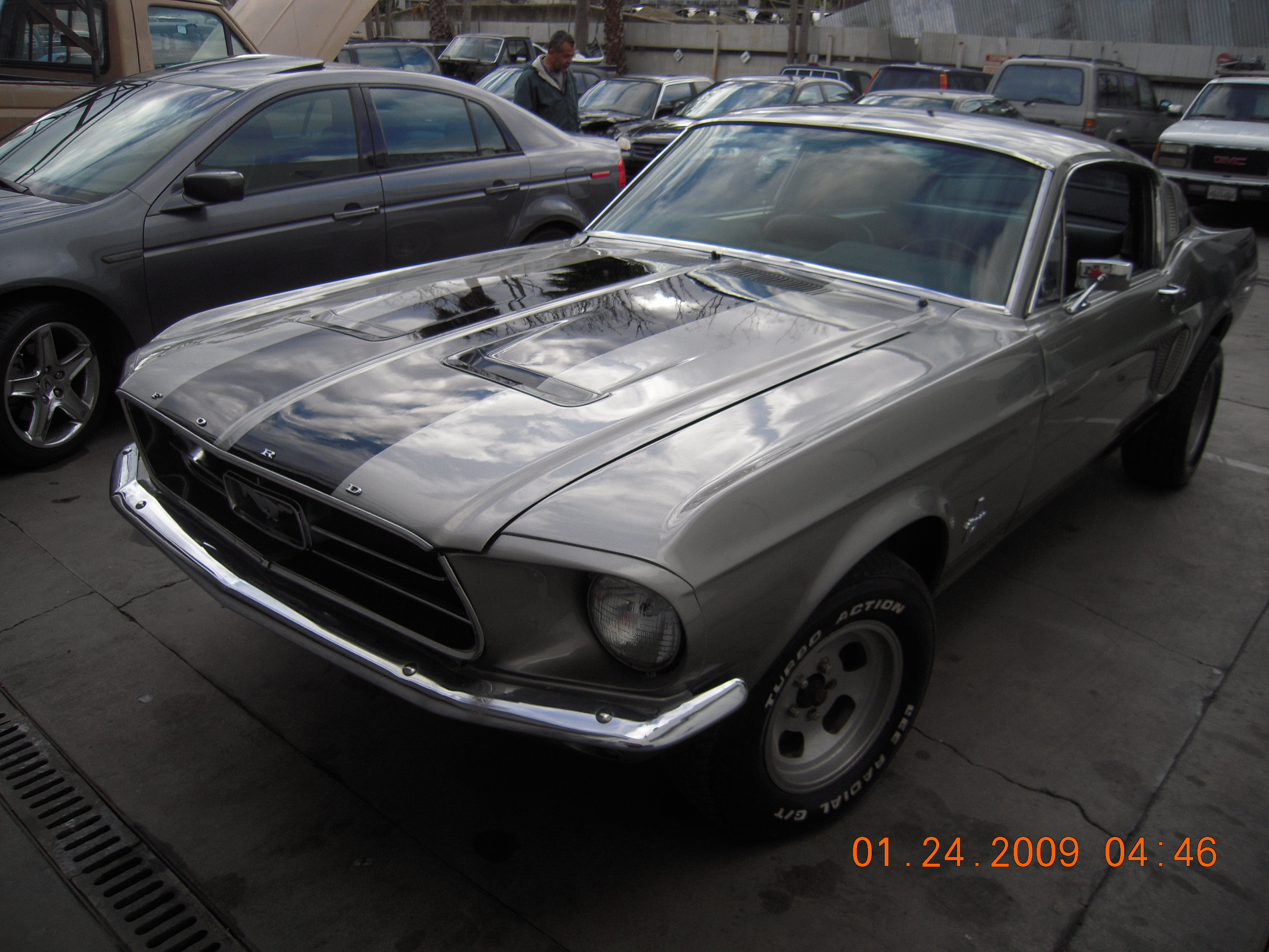MOPAR CARS AND MUSCLE CARS RESTORATIONS | WEST COAST BODY AND PAINT ...