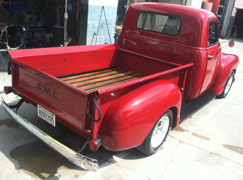 west coast body and paint old gmc truck 15 west coast body and paint auto body shop. Black Bedroom Furniture Sets. Home Design Ideas