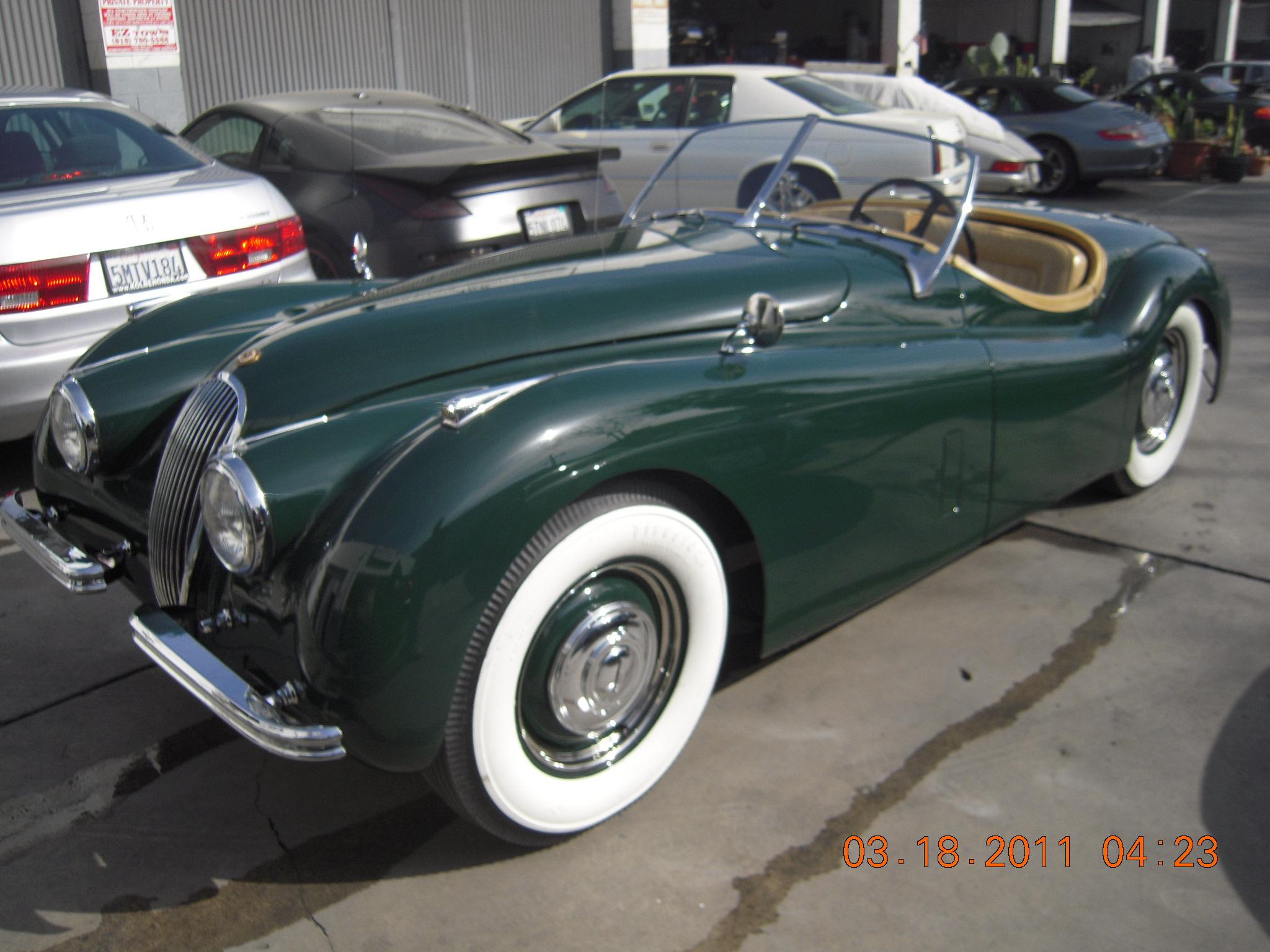 Vintage Car Restorations 109